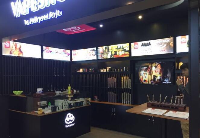 VAPESTAR广州电子烟实体店(中华广场店)