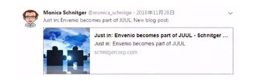JUUL再次出手收购新公司 目的何在