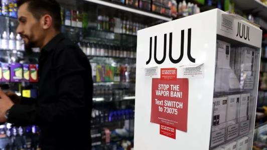 美国JUUL电子烟先期斥资1亿美金  能打开中国市场吗